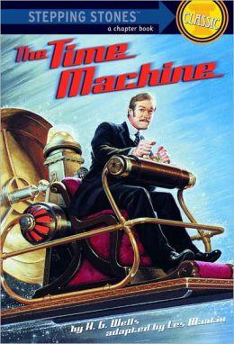 The Time Machine: Bullseye Step into Classics Series