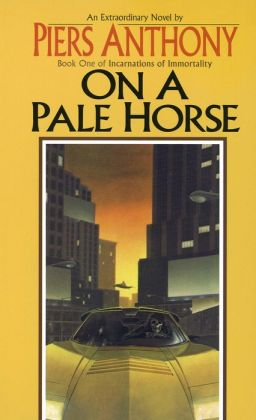 On a Pale Horse (Incarnations of Immortality #1)