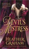 Book Cover Image. Title: Devil's Mistress, Author: Heather Graham