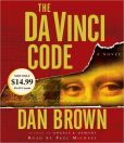 Book Cover Image. Title: The Da Vinci Code, Author: Dan Brown