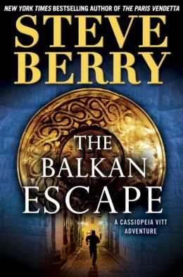 The Balkan Escape (Short Story): A Cassiopeia Vitt Adventure