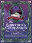 Book Cover Image. Title: The Sorcerer's Companion:  A Guide to the Magical World of Harry Potter, Author: Allan Zola Kronzek