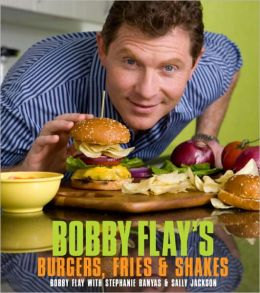 Bobby Flay's Burgers, Fries, and Shakes (PagePerfect NOOK Book)