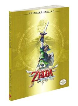 Legend of Zelda: Skyward Sword: Prima Official Game Guide