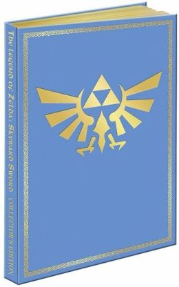 Legend of Zelda: Skyward Sword Collector's Edition: Prima Official Game Guide