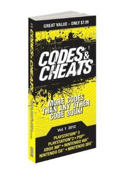 Codes & Cheats Vol.1 2012: Prima Game Guide