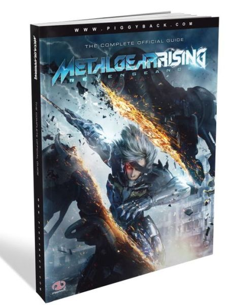 Metal Gear Rising: Revengeance The Complete Official Guide