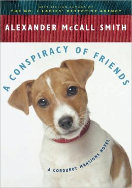 A Conspiracy of Friends (Corduroy Mansions Series #3)