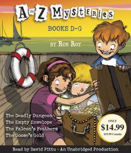 A to Z Mysteries, Books D-G