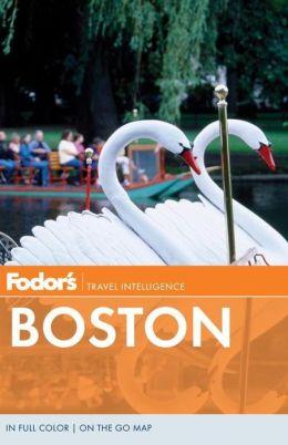 Fodor's Boston, 27th Edition