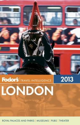 Fodor's London 2013