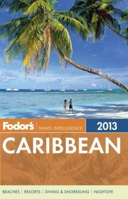 Fodor's Caribbean 2013