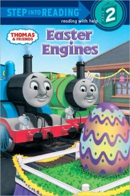 Easter Engines (Thomas and Friends Step into Reading Series)