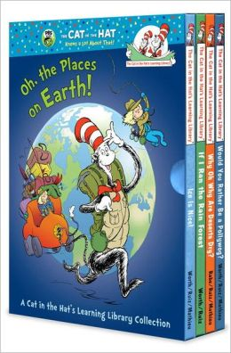 Cat In The Hat Learning Library List