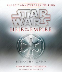 Star Wars Thrawn Trilogy #1: Heir to the Empire: The 20th Anniversary Edition