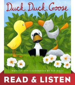 Duck, Duck, Goose: Read & Listen Edition