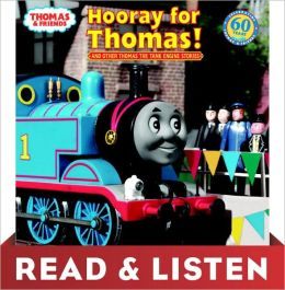 Hooray for Thomas (Thomas & Friends): Read & Listen Edition