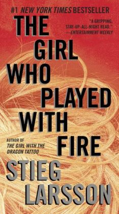 The Girl Who Played with Fire (Millennium Trilogy Series #2)