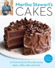 Book Cover Image. Title: Martha Stewart's Cakes:  Our First-Ever Book of Bundts, Loaves, Layers, Coffee Cakes, and more, Author: Martha Stewart