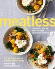 Book Cover Image. Title: Meatless:  More Than 200 of the Very Best Vegetarian Recipes, Author: Martha Stewart Living