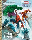 Book Cover Image. Title: The Big Freeze (Marvel), Author: Billy Wrecks