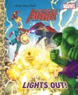 Book Cover Image. Title: Lights Out! (Marvel:  Mighty Avengers), Author: Courtney Carbone
