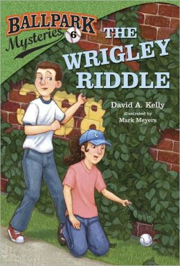 The Wrigley Riddle (Ballpark Mysteries Series #6)