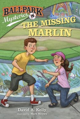 The Missing Marlin (Ballpark Mysteries Series #8)