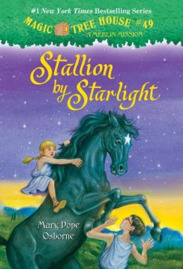 Stallion by Starlight (Magic Tree House Series #49)