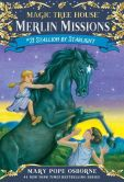 Book Cover Image. Title: Magic Tree House #49:  Stallion by Starlight, Author: Mary Pope Osborne
