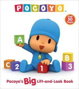 Pocoyo's Big Lift-and-Look Book