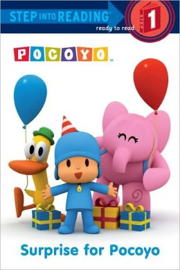 Surprise for Pocoyo (Pocoyo Series)