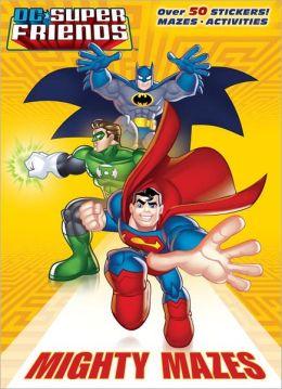 Mighty Mazes (DC Super Friends)