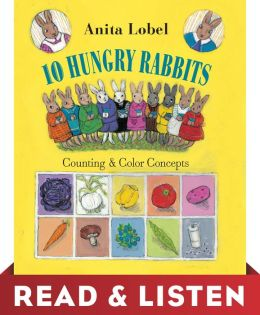 10 Hungry Rabbits: Read & Listen Edition