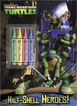 Half-Shell Heroes! (Teenage Mutant Ninja Turtles)