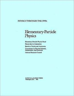 Elementary-Particle Physics