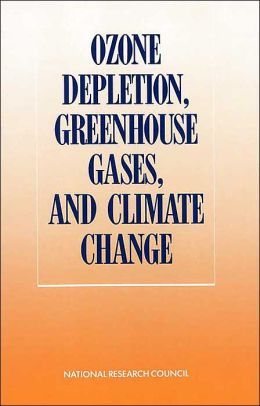 Ozone Depletion, Greenhouse Gases, and Climate Change