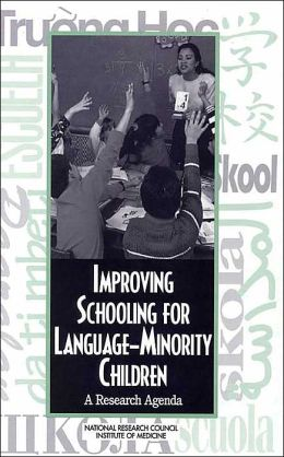 Improving Schooling for Language-Minority Children: A Research Agenda