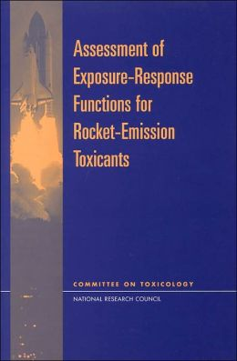 Assessment of Exposure-Response Functions for Rocket-Emission Toxicants