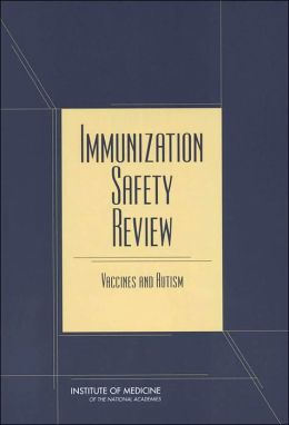 Immunization Safety Review: Vaccines and Autism