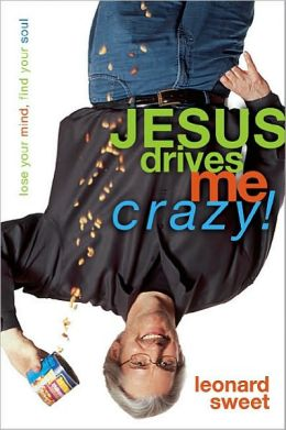 Jesus Drives Me Crazy!: Lose Your Mind, Find Your Soul