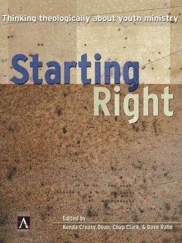 Starting Right