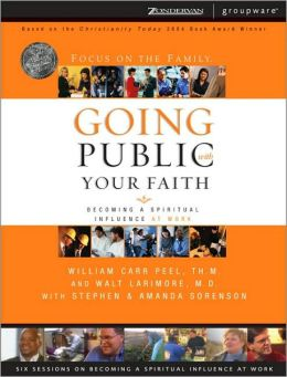 Going Public with Your Faith Kit