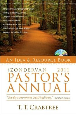 Pastor's Annual 2011: An Idea and Resource Book