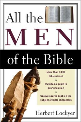 All the Men of Bible Pb