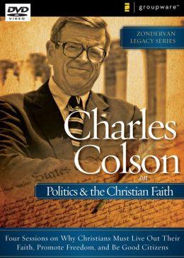 Charles Colson on Politics and the Christian Faith