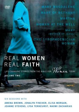 Real Women, Real Faith: Volume 2: Life-Changing Stories from the Bible for Women Today