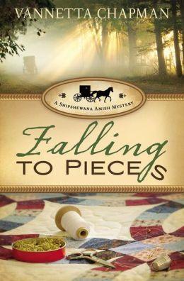 Falling to Pieces (Shipshewana Amish Series #1)