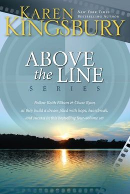 Take One, Take Two, Take Three, Take Four Boxed Set(Above the Line Series #1-4)