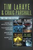 Book Cover Image. Title: The End Collection:  Edge of Apocalypse, Thunder of Heaven, Brink of Chaos, Mark of Evil, Author: Tim LaHaye